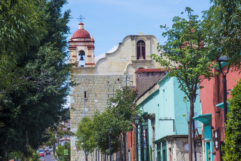 Oaxaca , Mexico royalty free stock photography