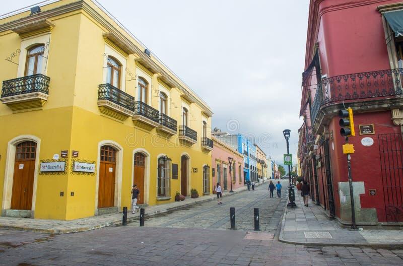 Oaxaca, Mexiko lizenzfreies stockbild