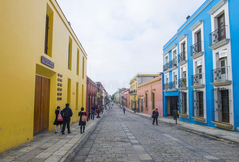 Oaxaca, Mexique photographie stock libre de droits