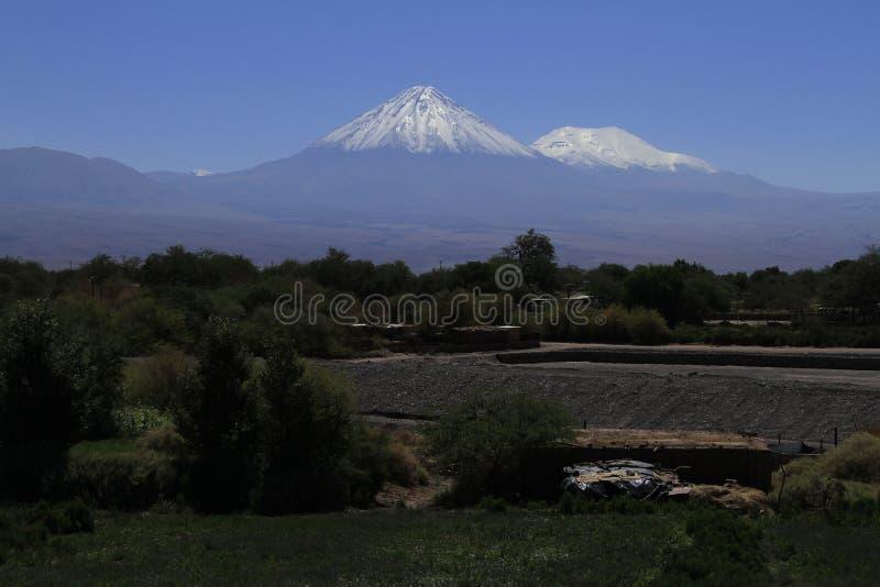 Download Oaza Od San Pedro De Atacama Zdjęcie Stock - Obraz złożonej z pedro, america: 57669544