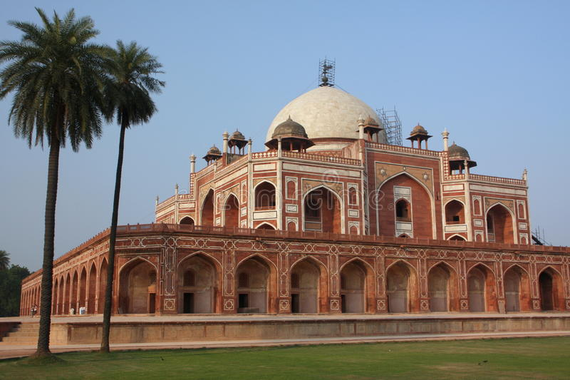 oaza pałac zdjęcia royalty free