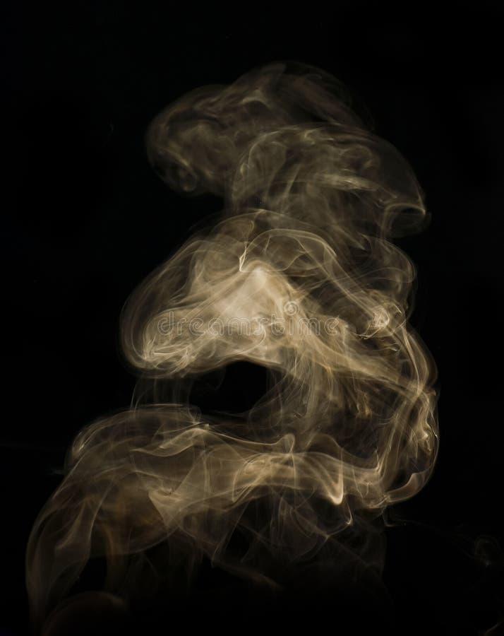 obłoczny dym zdjęcie royalty free