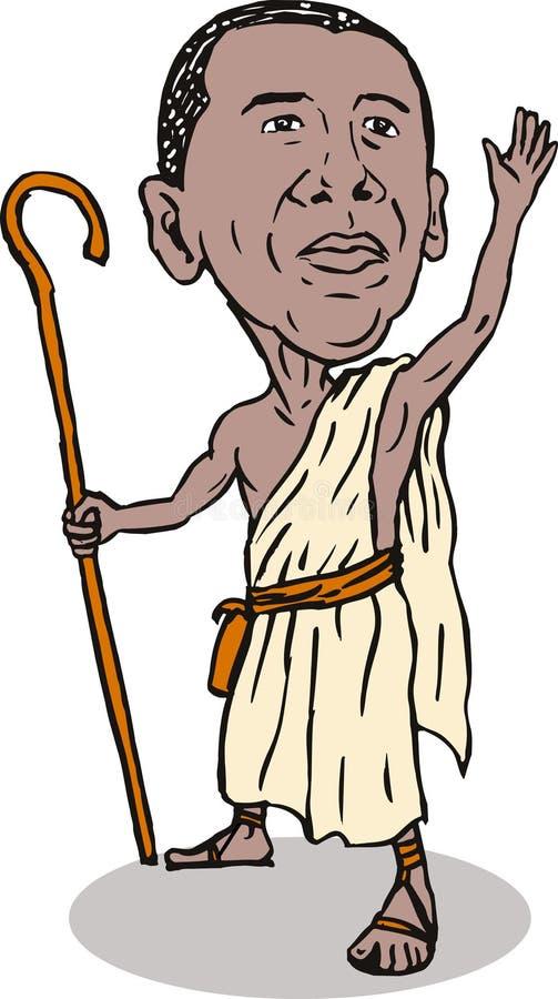 Obama come la messia