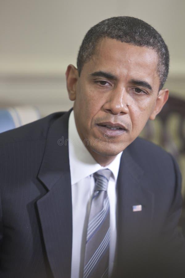 Obama du Président Barack image libre de droits