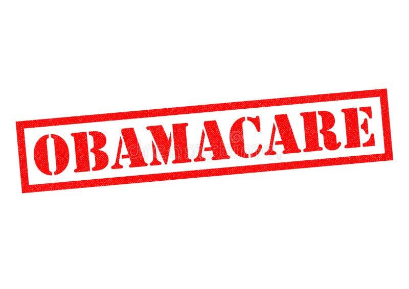Obamacare illustration libre de droits