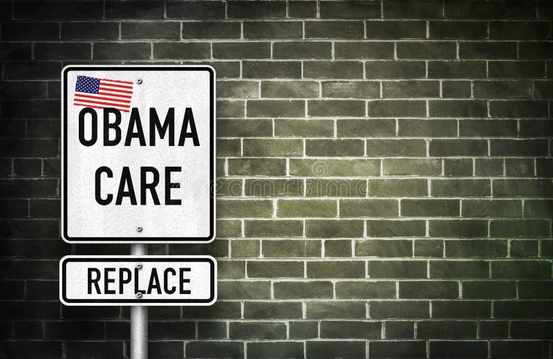 Obamacare zdjęcia royalty free