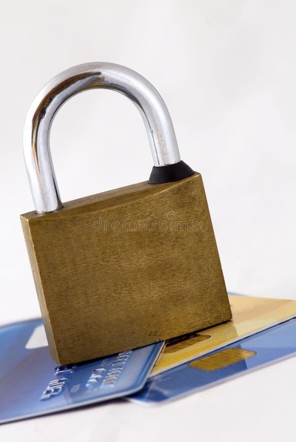 Obbligazione delle carte di credito fotografia stock