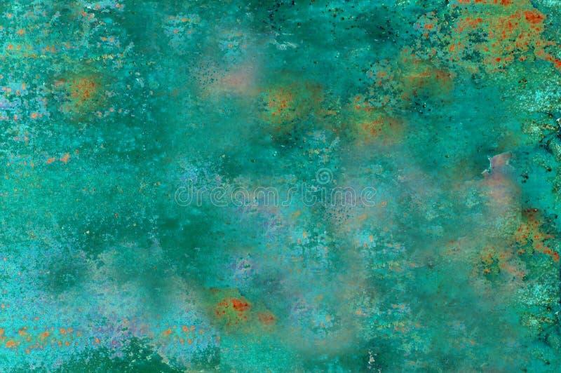 obcy abstrakcyjne tło ogród ilustracja wektor