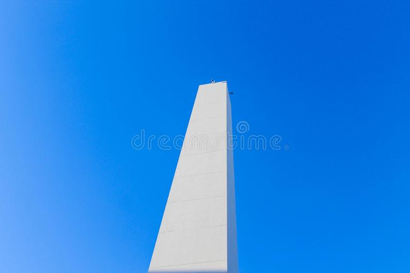 Obelisco Buenos Aires Argentinian Capital Federal. Destination Monument Argentina Construction royalty free stock images
