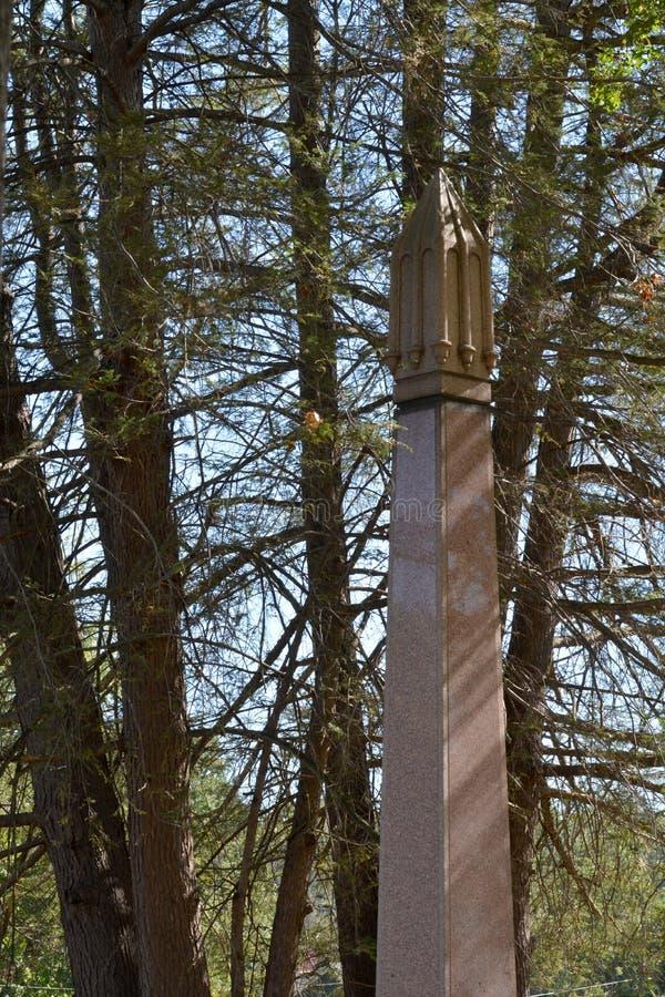 obelisk arkivbilder