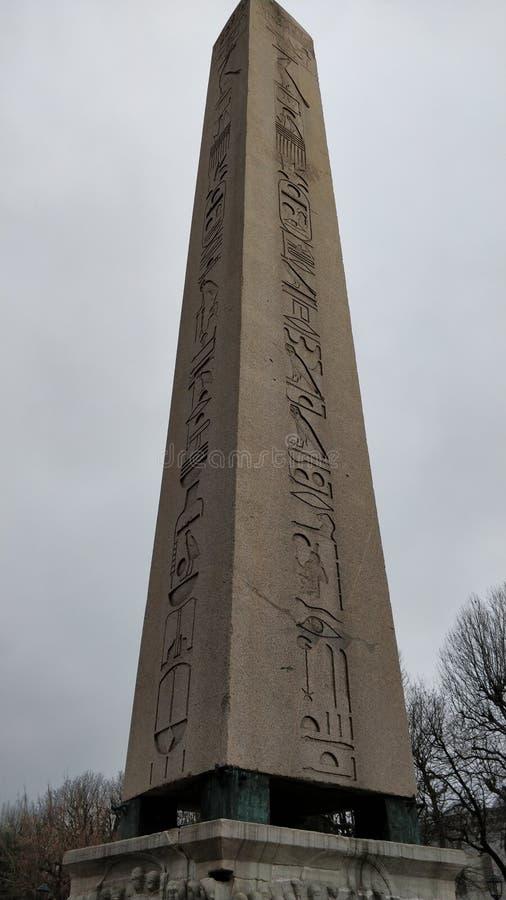 obelisk stockfotografie
