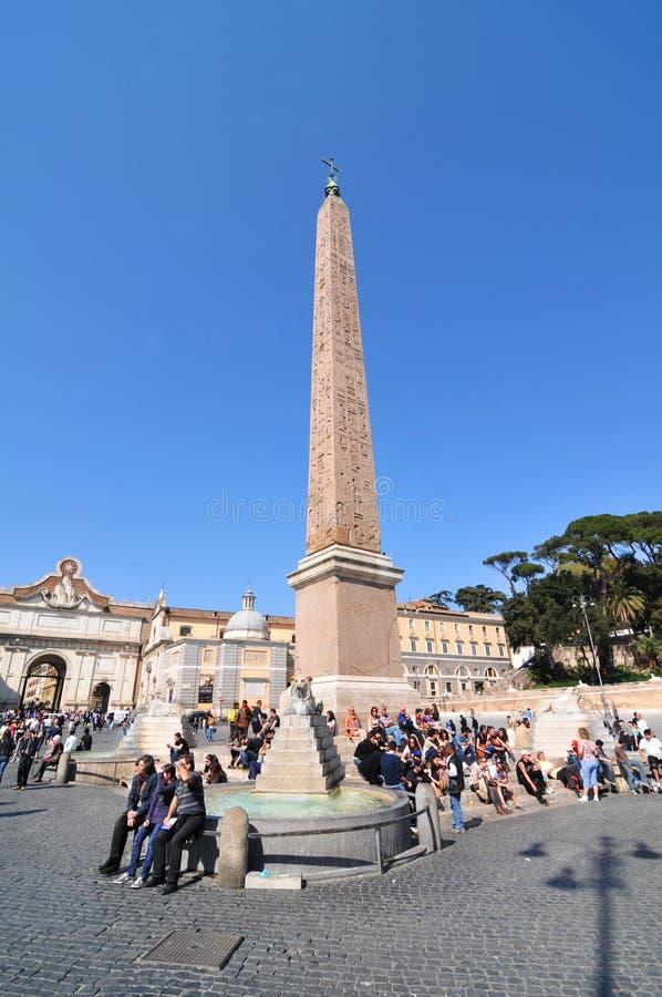 Obelisk Editorial Stock Image