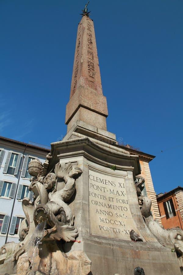 Obelisk zdjęcia stock