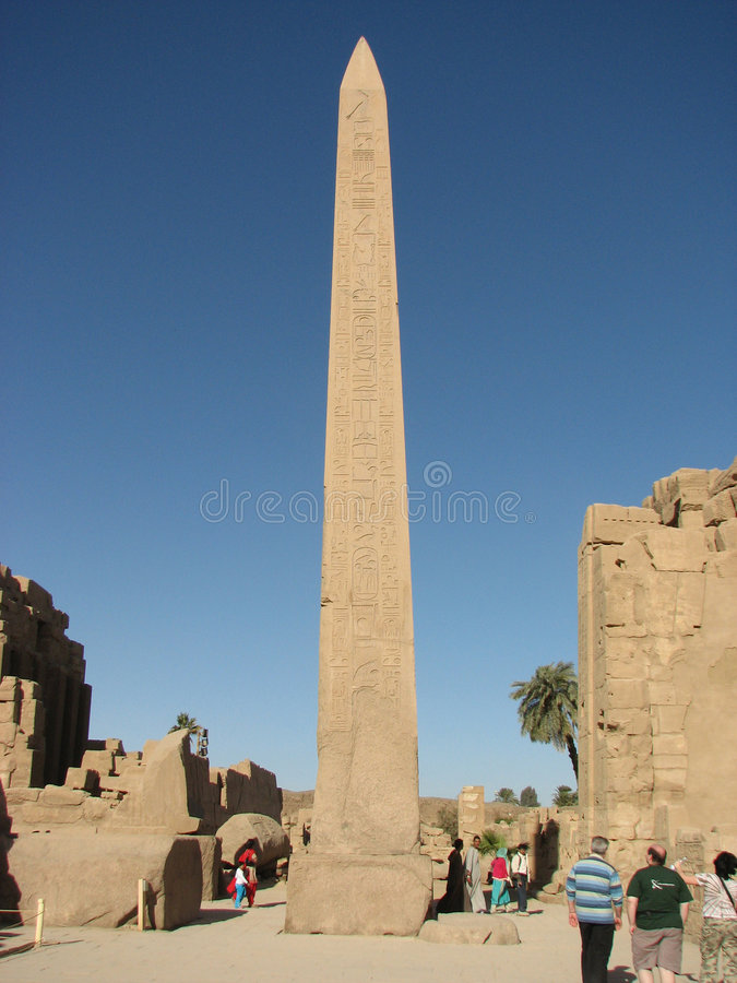 Obelisk foto de stock