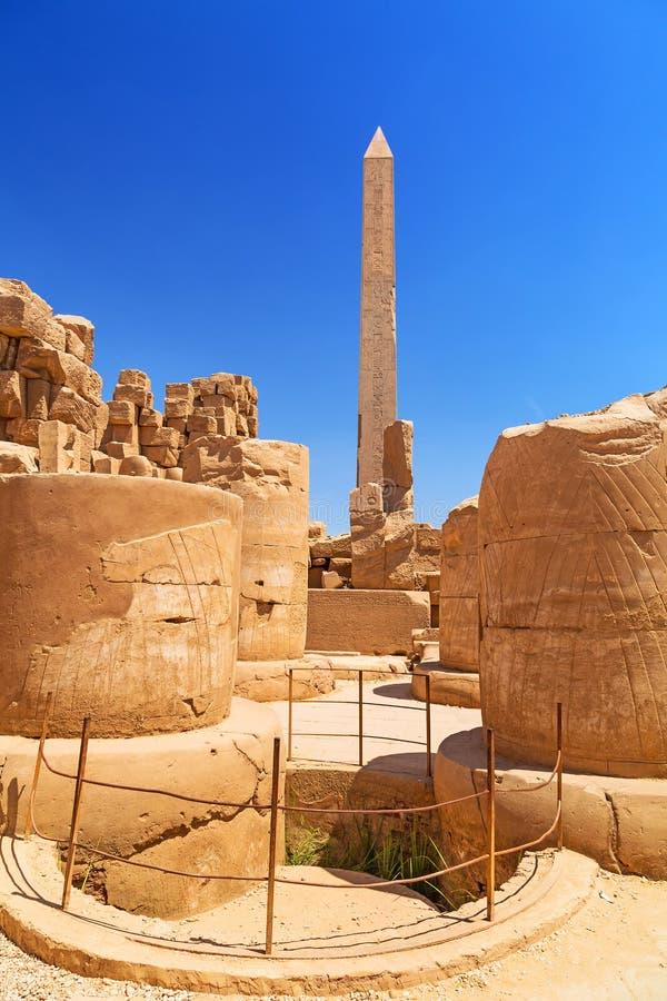 Download Obelisk Of Queen Hapshetsut In Karnak Stock Image - Image of antique, archeology: 33761345
