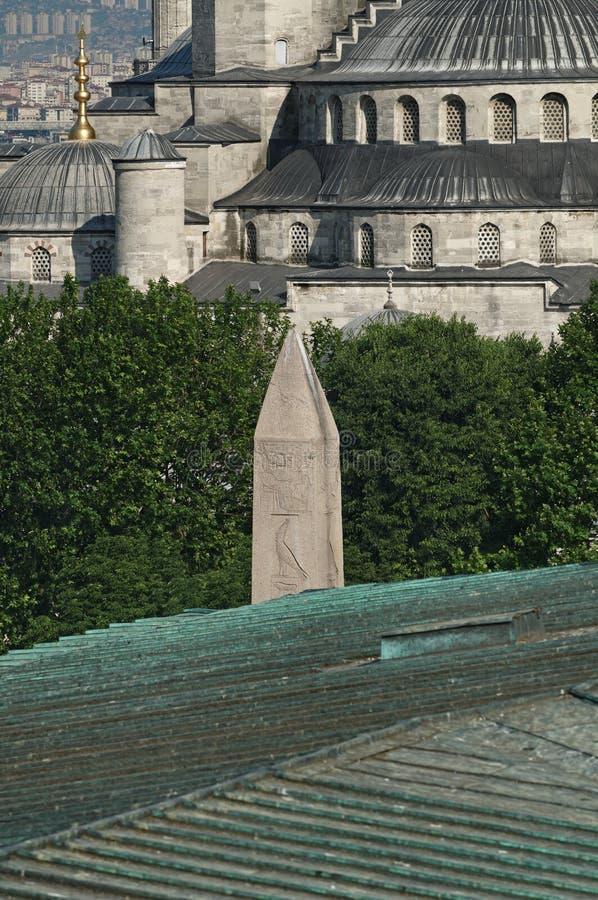 Obelisk Of Theodosius Royalty Free Stock Photos