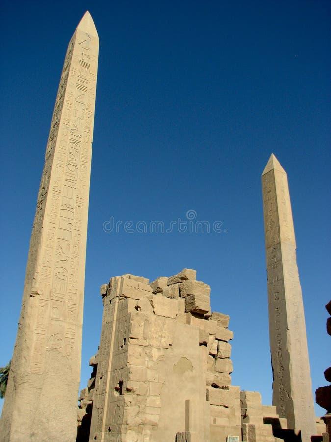 Obelisks fotografia de stock royalty free
