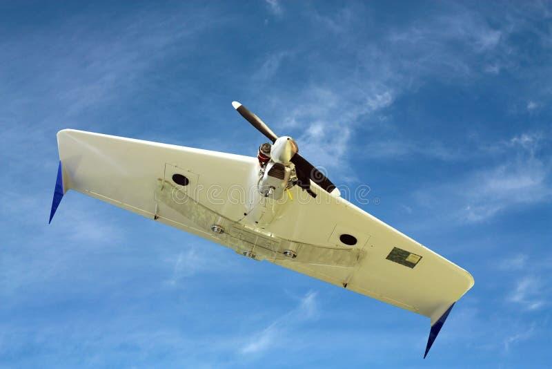 Obemannat flyg- medel
