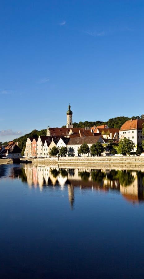 Oberammergau fotografia stock libera da diritti