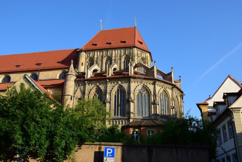 Download Obere Pfarre Kościół W Bamberg, Niemcy Zdjęcie Editorial - Obraz złożonej z kościół, piękny: 57661131