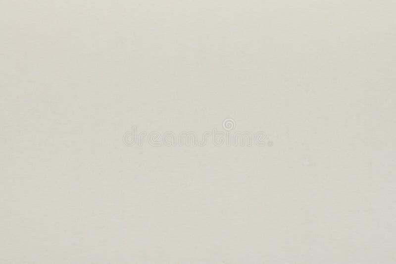 Oberfläche des beige Farbpapierblattes stockfoto