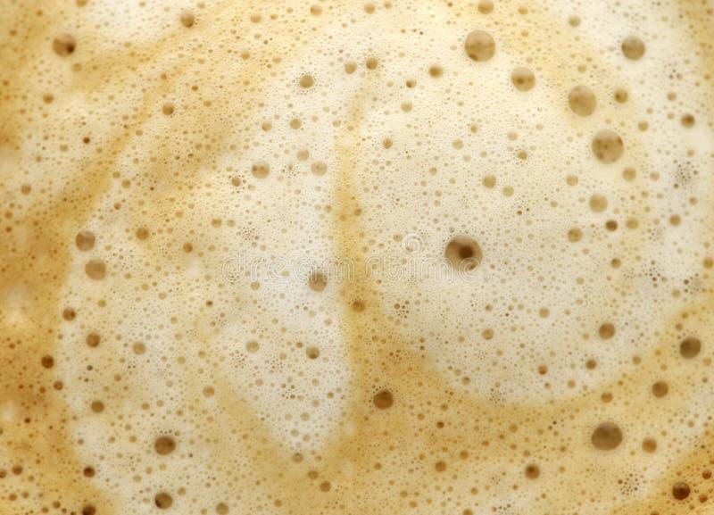 Oberfläche des Kaffees lizenzfreies stockfoto