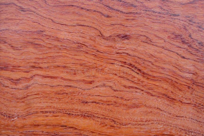 Oberflächenbeschaffenheit des natürlichen Kirschfurniers-blatt für Entwurf und Dekoration stockfoto