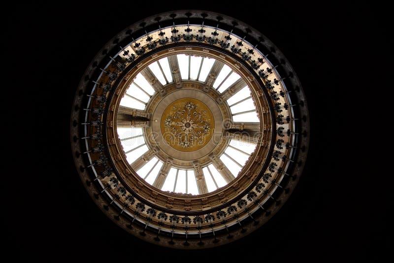 Oberlicht am Teylers-Museum