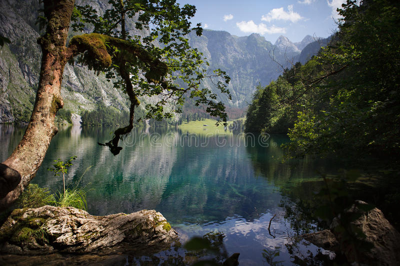 Obersee imagens de stock royalty free