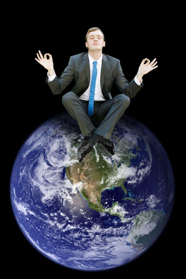 Oberseite der Welt lizenzfreies stockfoto