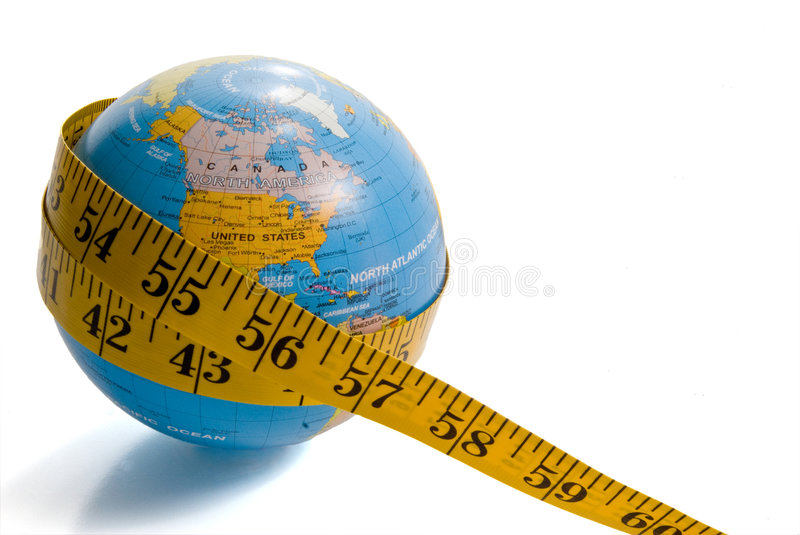 Obese World royalty free stock photos