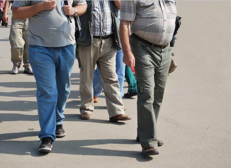 Obesidad imagenes de archivo
