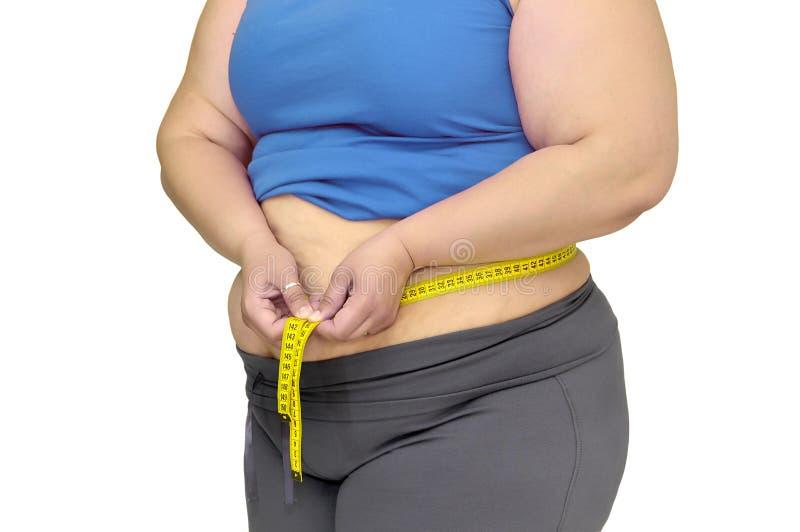 Obesidade foto de stock