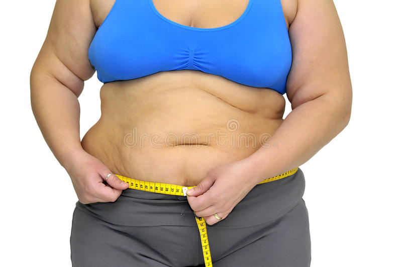 Download Obesity stock image. Image of figure, diet, body, gluttony - 18615045