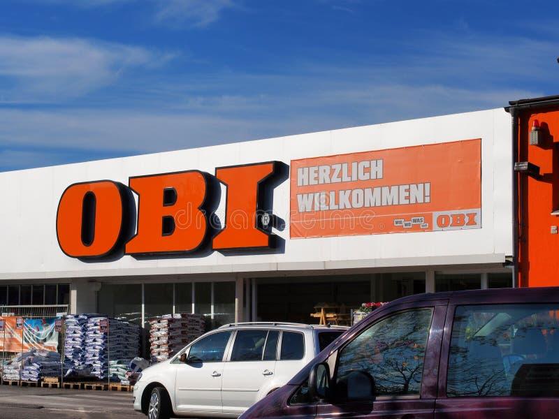 OBI images stock