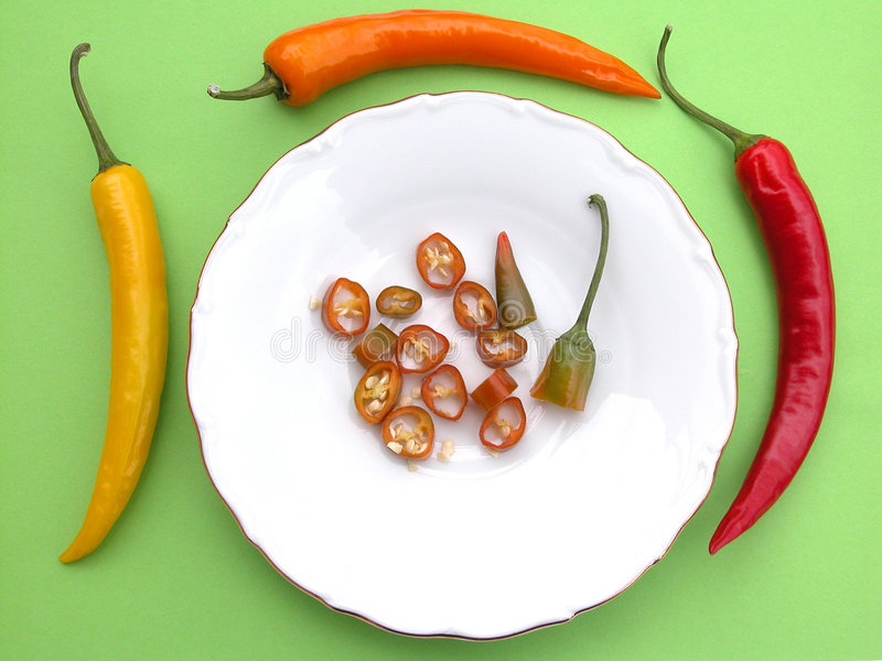 Download Obiad zdjęcie stock. Obraz złożonej z jedzenia, dinner - 144086