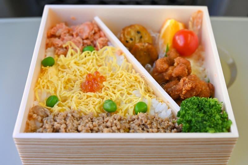 Obiad, japoński styl obrazy stock