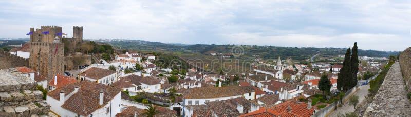 Obidos, Portugal, península ibérica, Europa fotografía de archivo libre de regalías