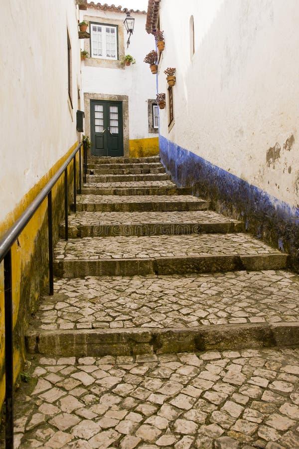 Obidos Portugal royalty free stock photos