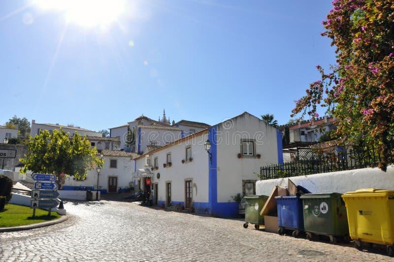 Obidus, Portugal stock photos