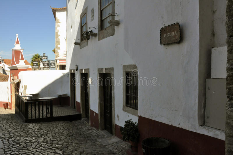 Obidus, Portugal imagens de stock royalty free