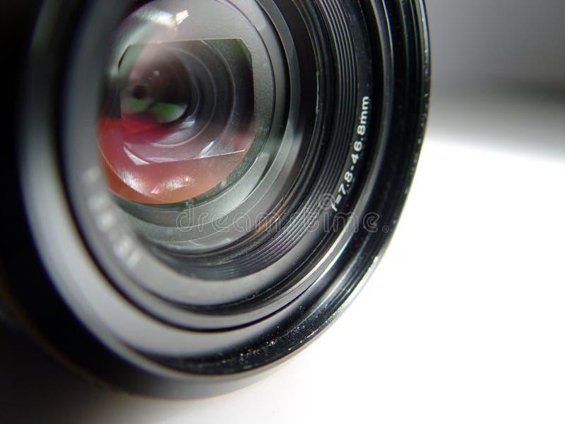 obiektyw kamery zdjęcia stock
