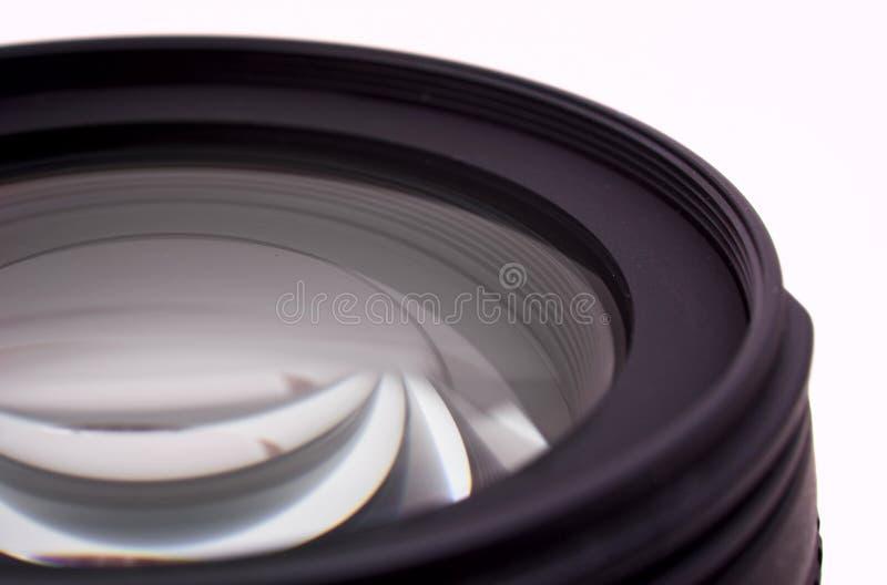 Obiettivo fotografia stock