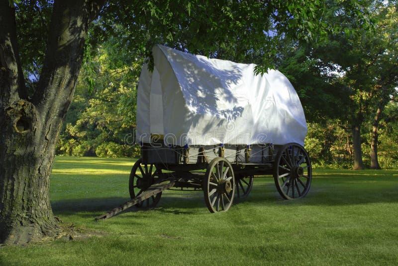 objętych wóz zdjęcie royalty free