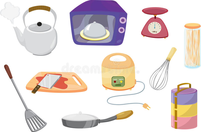 Objects stock illustration