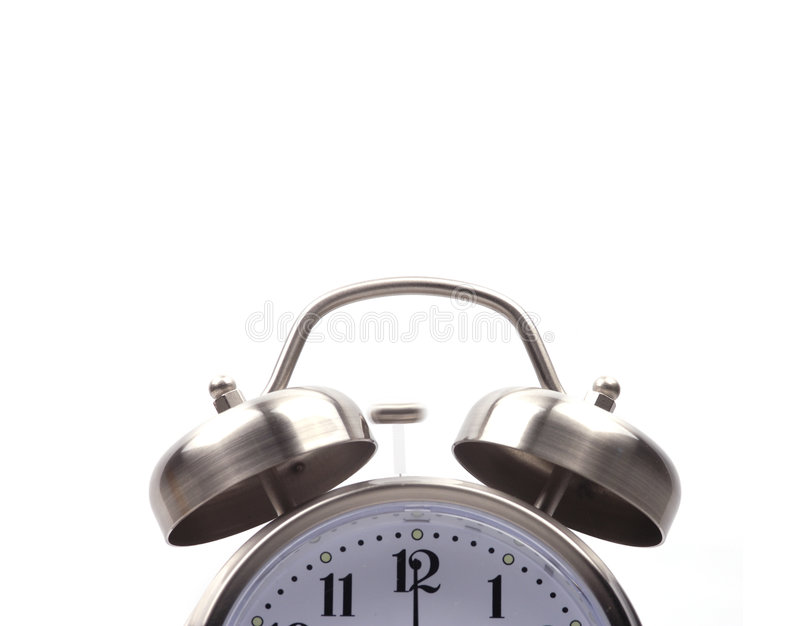 Download Objects - Alarm Clock stock image. Image of late, retro - 1406363