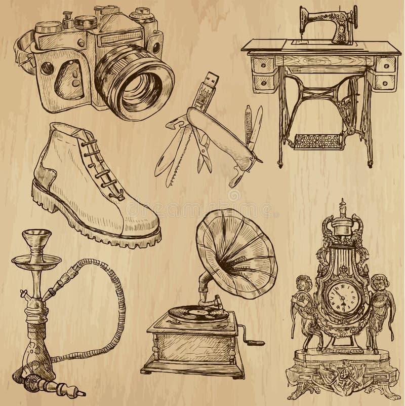 Free Objects - Vector Set No.2 Stock Photo - 40954720
