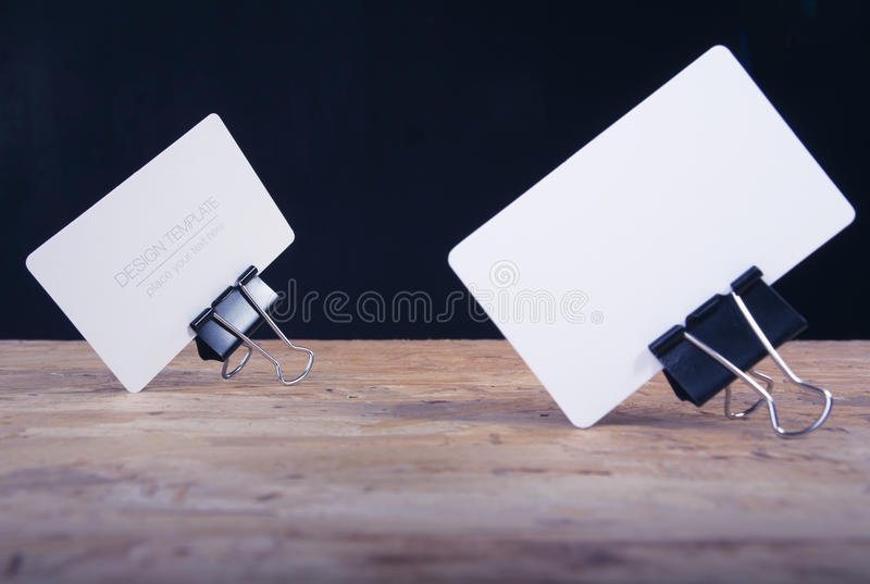 Objects on wood background royalty free illustration