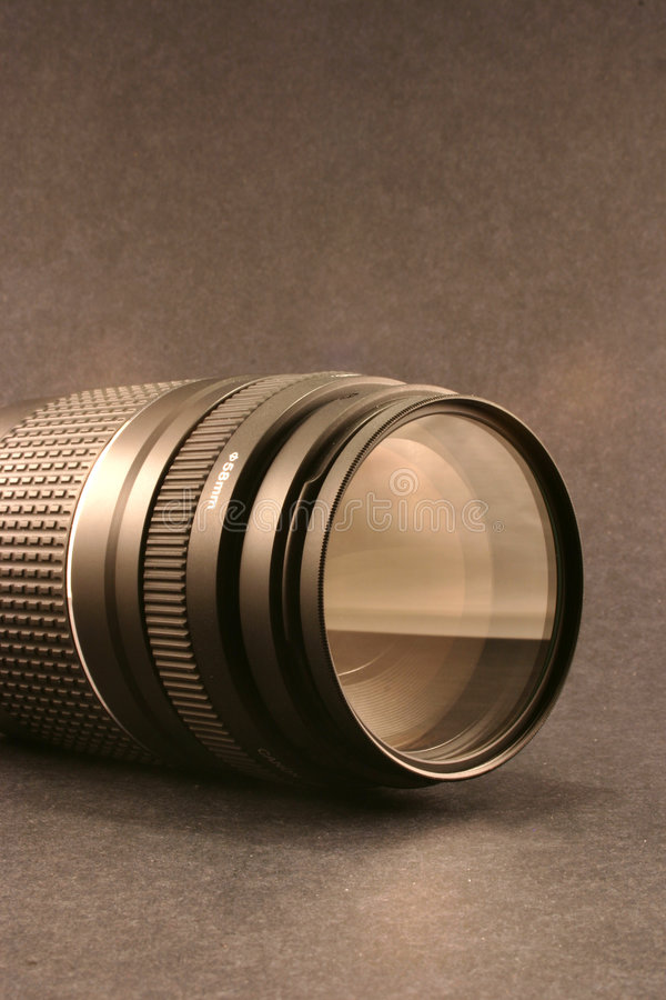 Objektiv stockfotografie