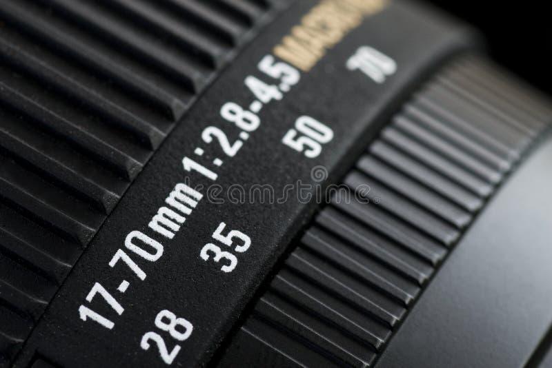 Objektiv-Faß stockfotografie
